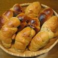 レーズンロールパン